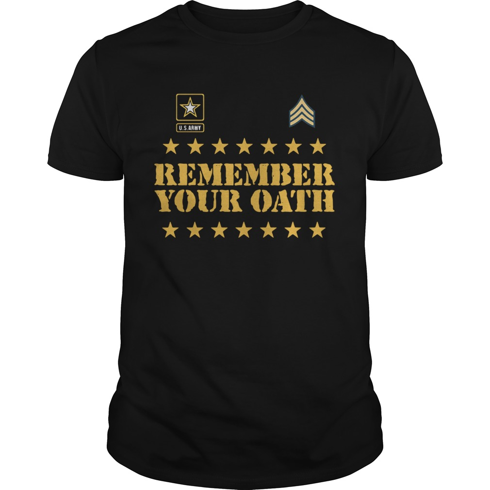 Remember Your Oath  Unisex