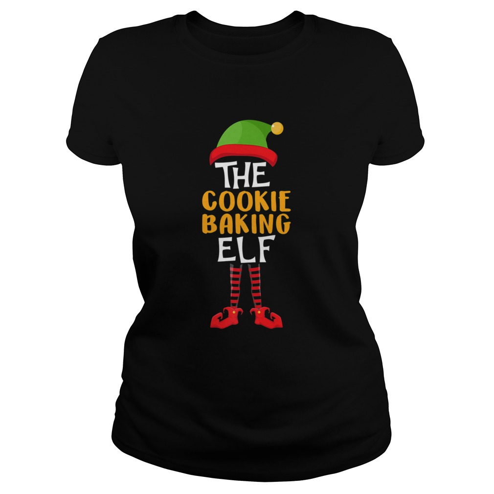 The Cookie Baking Elf Family Christmas Costume  Classic Ladies