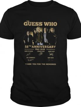 The Goonies 35th Anniversary 1985 2020 Thank You For The Memories shirt