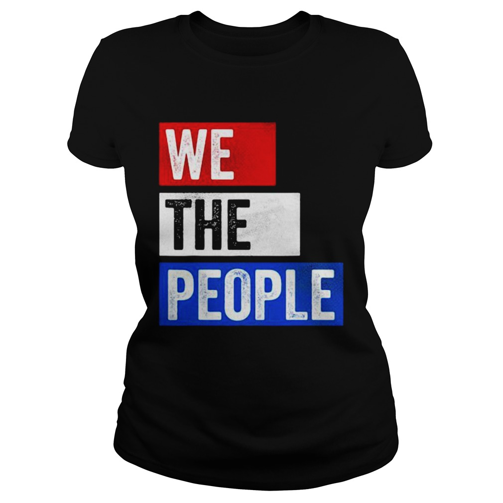 We The People Election  Classic Ladies
