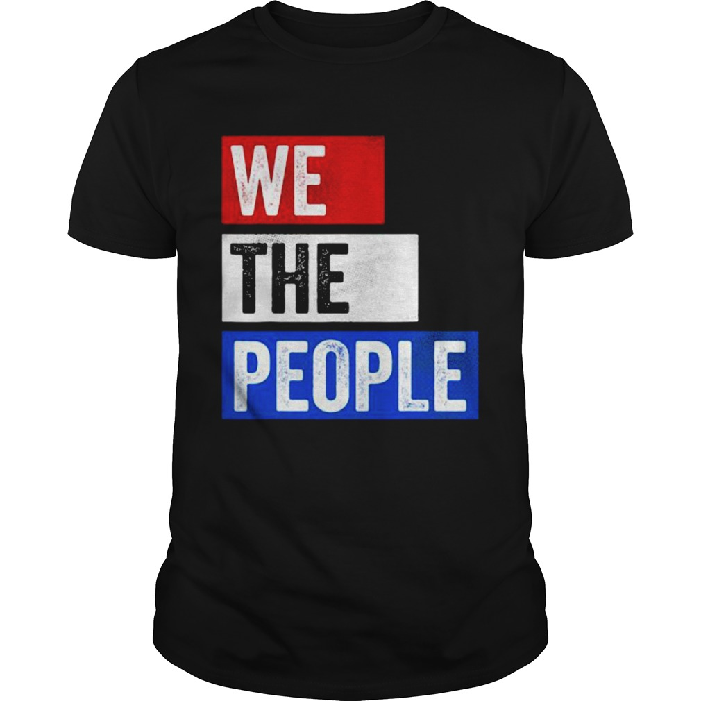 We The People Election  Unisex