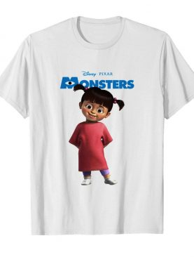 Disney Pixar Boo Monsters shirt