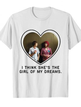 Michael Cera And Mary Elizabeth I Think Shes The Girl Of My Dreams shirt