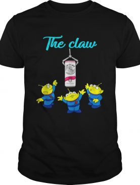 The Claw Merry Christmas Apparel Holiday shirt