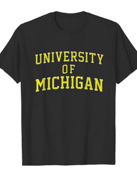 University Of Michigan shirt